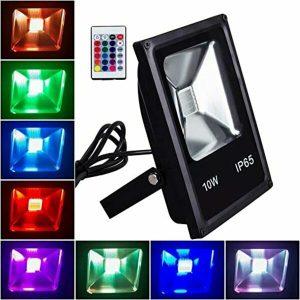 reflector led rgb 10w